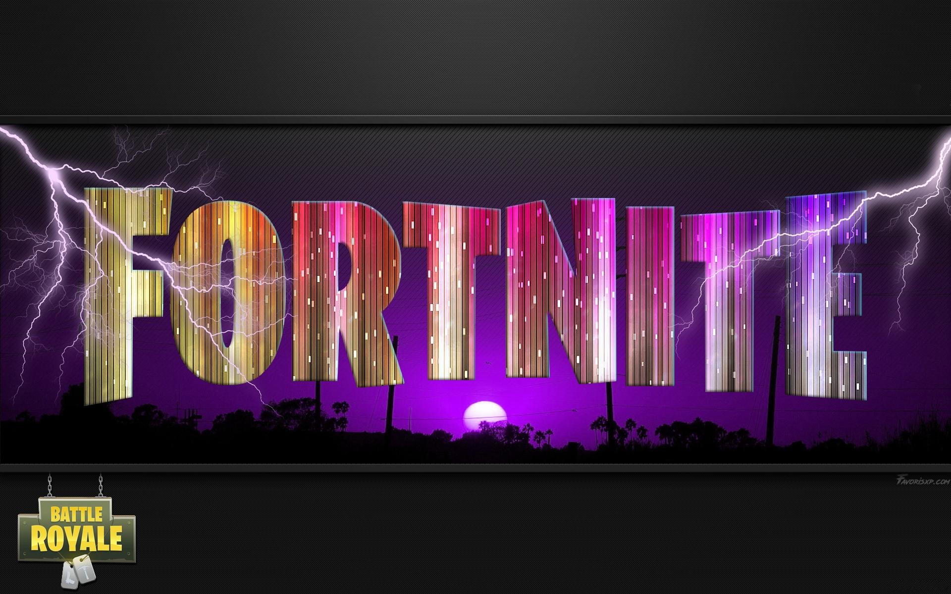 Fortnite - Fond d'écran HD - Arrière-plans gratuits pour PC.